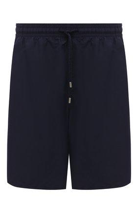 Мужские плавки-шорты VILEBREQUIN темно-синего цвета, арт. MONP701P/390 | Фото 1
