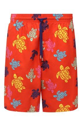 Мужские плавки-шорты VILEBREQUIN красного цвета, арт. MONU0B37/193 | Фото 1