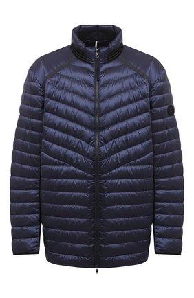 Мужская пуховая куртка BOGNER темно-синего цвета, арт. 38404971 | Фото 1
