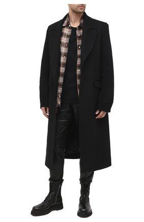 Мужские комбинированные ботинки RARE черного цвета, арт. RU3360/TUCS0N/ACTIVE | Фото 2