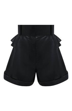Женские шорты ULYANA SERGEENKO черного цвета, арт. SHS001SS20P 0828т20 | Фото 1