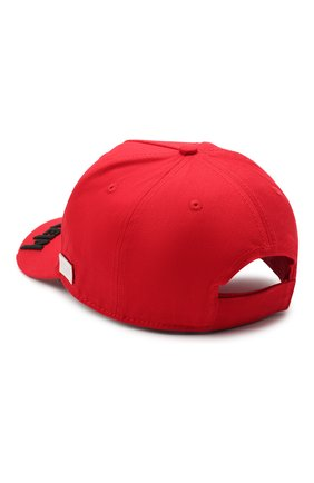 Женская хлопковая бейсболка PHILIPP PLEIN красного цвета, арт. F20A UAC0032 PTE003N | Фото 2