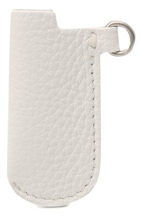 Женские кожаный чехол для зажигалки MAISON MARGIELA белого цвета, арт. S35VT0074/P2686 | Фото 2