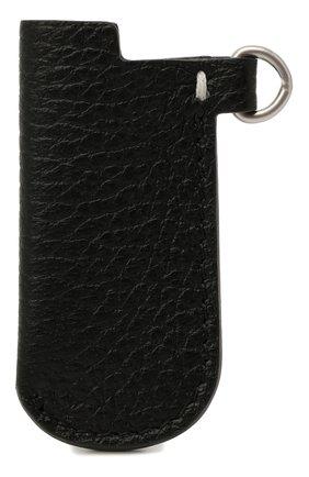Женские кожаный чехол для зажигалки MAISON MARGIELA черного цвета, арт. S35VT0074/P2686 | Фото 2