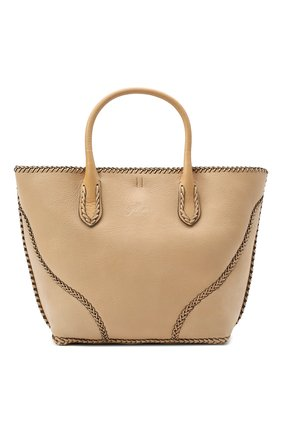 Женский сумка POLO RALPH LAUREN бежевого цвета, арт. 428801213 | Фото 1