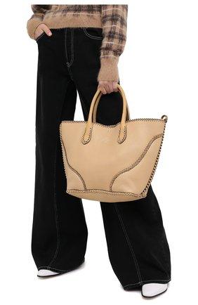 Женский сумка POLO RALPH LAUREN бежевого цвета, арт. 428801213 | Фото 2