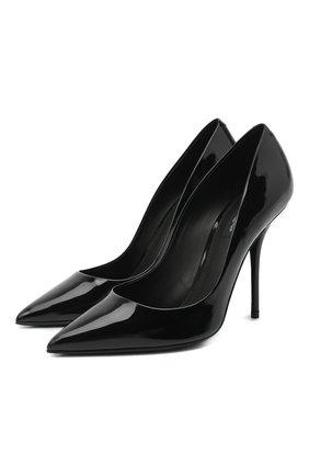 Кожаные туфли Cardinale | Фото №1