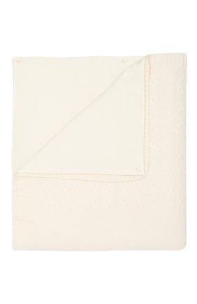 Детского одеяло LORO PIANA белого цвета, арт. FAI7190 | Фото 1