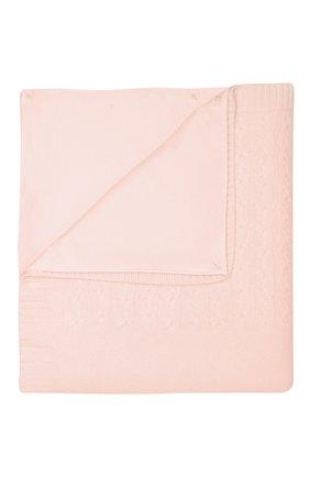 Детского одеяло LORO PIANA светло-розового цвета, арт. FAI7190 | Фото 1