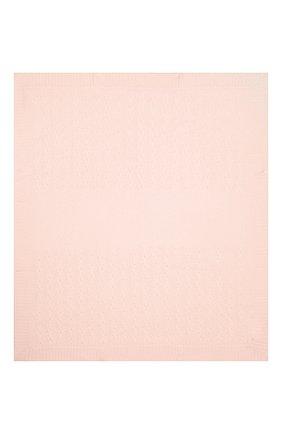 Детского одеяло LORO PIANA светло-розового цвета, арт. FAI7190 | Фото 2