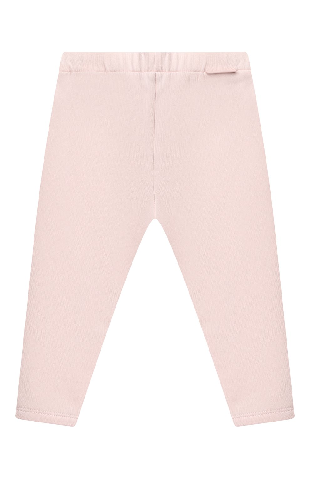 Детский комплект из свитшота и брюк MONCLER светло-розового цвета, арт. F2-951-8M734-10-809EH | Фото 5