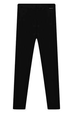 Детские леггинсы MONCLER черного цвета, арт. F2-954-8H721-10-829F4/12-14A | Фото 2