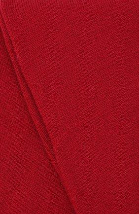 Детские утепленные колготки FALKE бордового цвета, арт. 13488 | Фото 2
