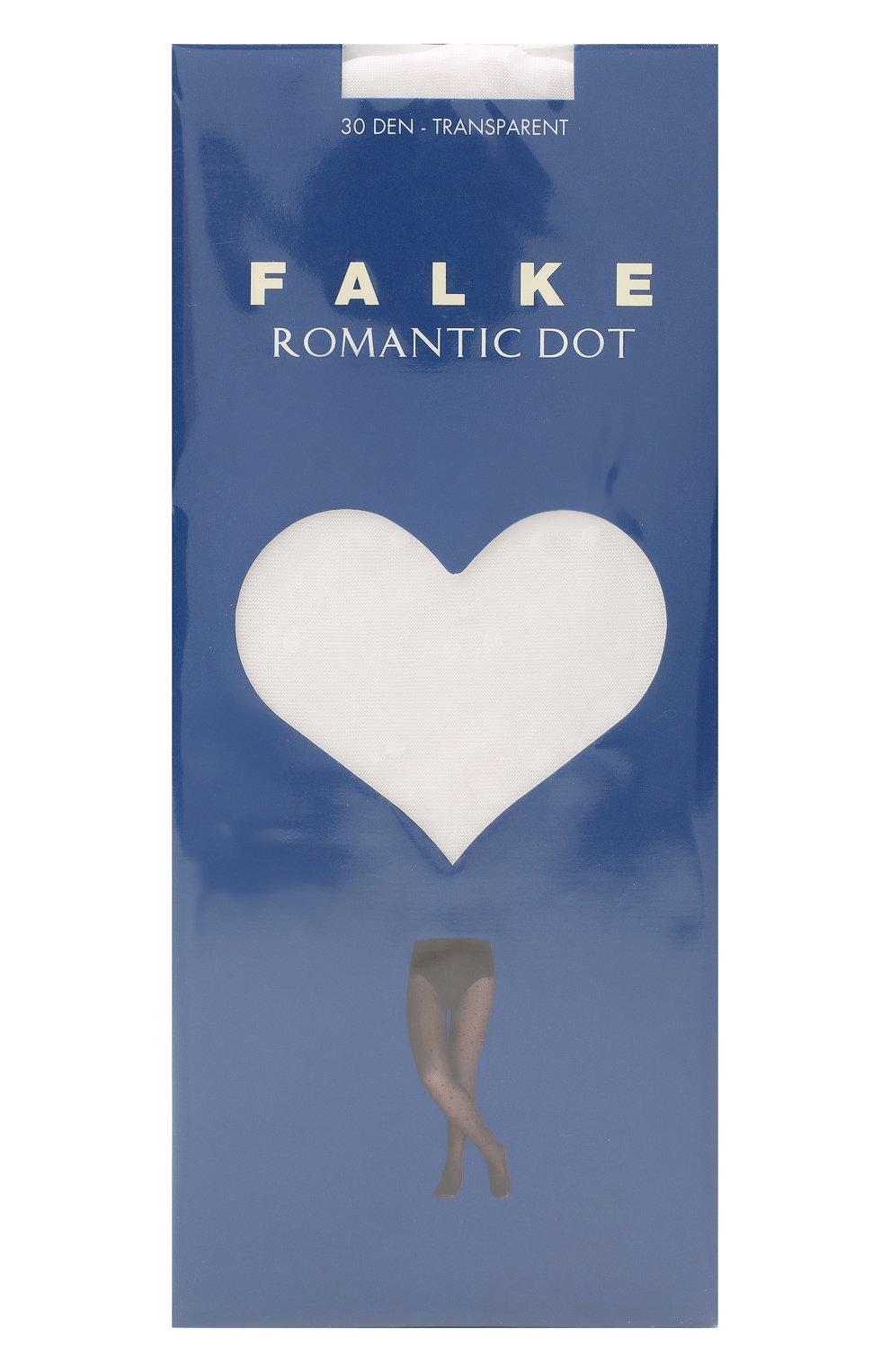 Детские колготки FALKE белого цвета, арт. 13501 | Фото 1