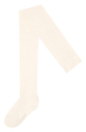 Детские колготки cotton touch FALKE бежевого цвета, арт. 13870 | Фото 1