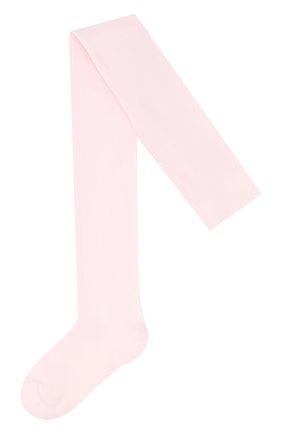 Детские колготки из хлопка FALKE светло-розового цвета, арт. 13645 | Фото 1