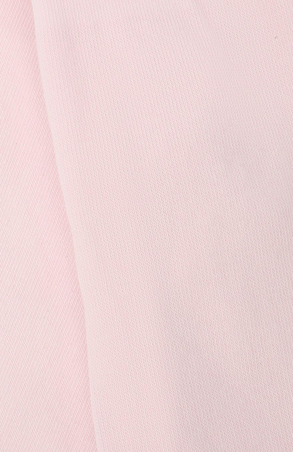 Детские колготки из хлопка FALKE светло-розового цвета, арт. 13645 | Фото 2
