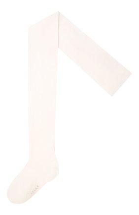 Детские колготки cotton touch FALKE белого цвета, арт. 13870 | Фото 1