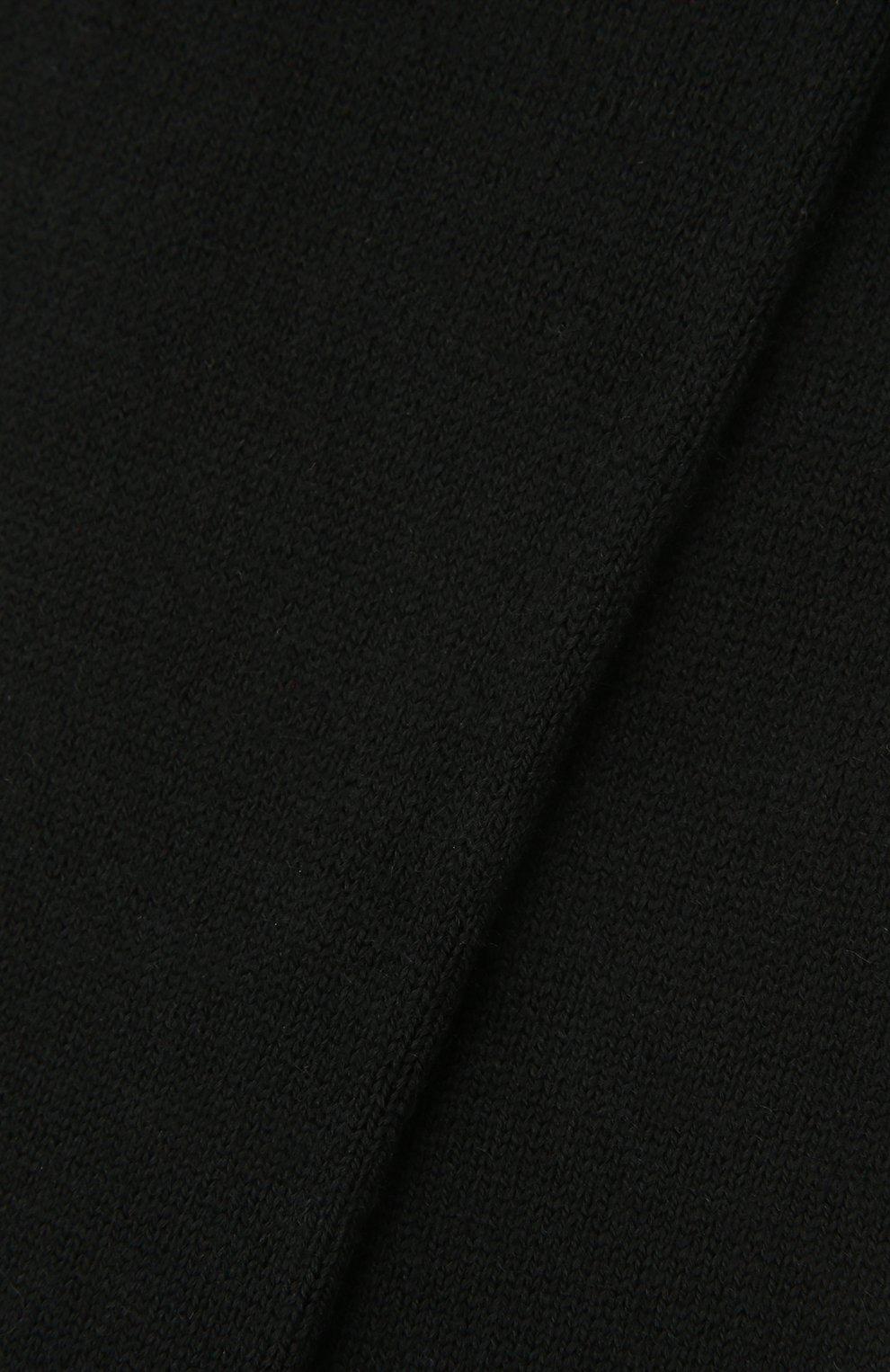 Детские утепленные колготки FALKE черного цвета, арт. 13488 | Фото 2
