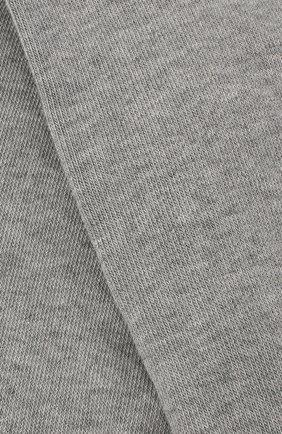 Детские колготки из хлопка FALKE серого цвета, арт. 13645 | Фото 2