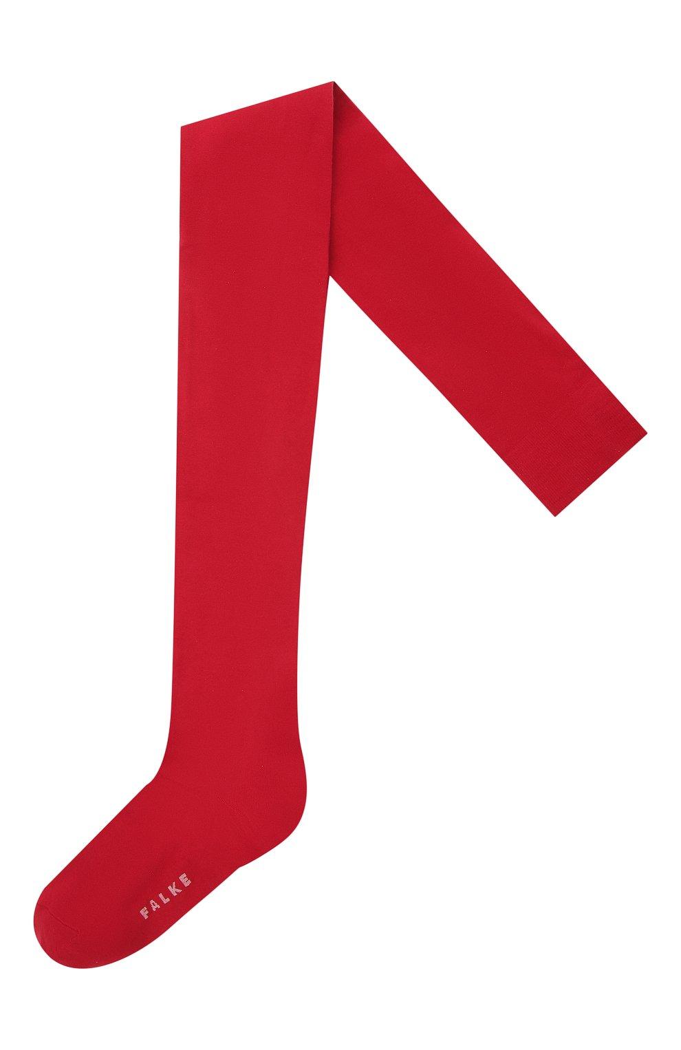 Детские колготки cotton touch FALKE бордового цвета, арт. 13870 | Фото 1