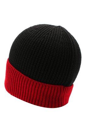 Детского шапка WOOLRICH красного цвета, арт. CFWKAC0067MR/UF0532 | Фото 2