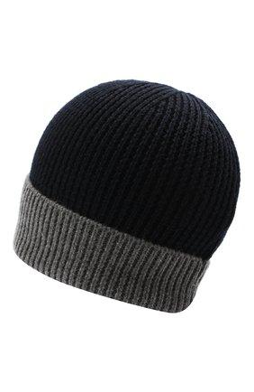 Детского шапка WOOLRICH серого цвета, арт. CFWKAC0067MR/UF0532 | Фото 2