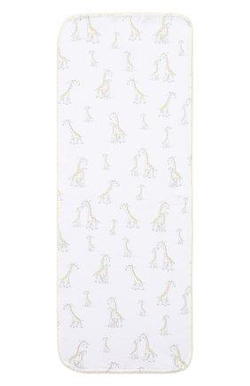 Детского комплект из пяти предметов KISSY KISSY белого цвета, арт. F1742692P   Фото 12