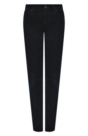 Женские брюки 7 FOR ALL MANKIND синего цвета, арт. JSWTV650GV | Фото 1