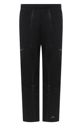 Мужской брюки A-COLD-WALL* черного цвета, арт. ACWMB029 | Фото 1