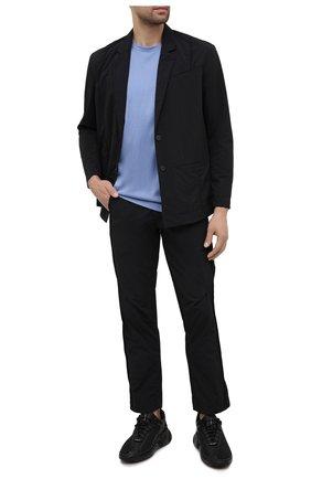 Мужской брюки A-COLD-WALL* черного цвета, арт. ACWMR004E | Фото 2