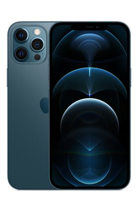 Мужские iphone 12 pro max 256gb pacific blue APPLE   цвета, арт. MGDF3RU/A | Фото 1