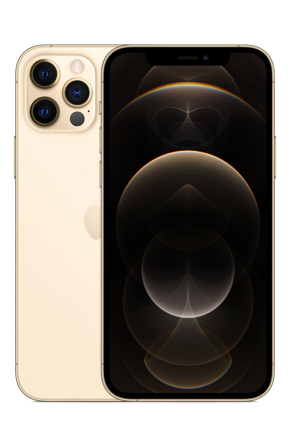 Мужские iphone 12 pro 128gb gold APPLE  gold цвета, арт. MGMM3RU/A | Фото 1