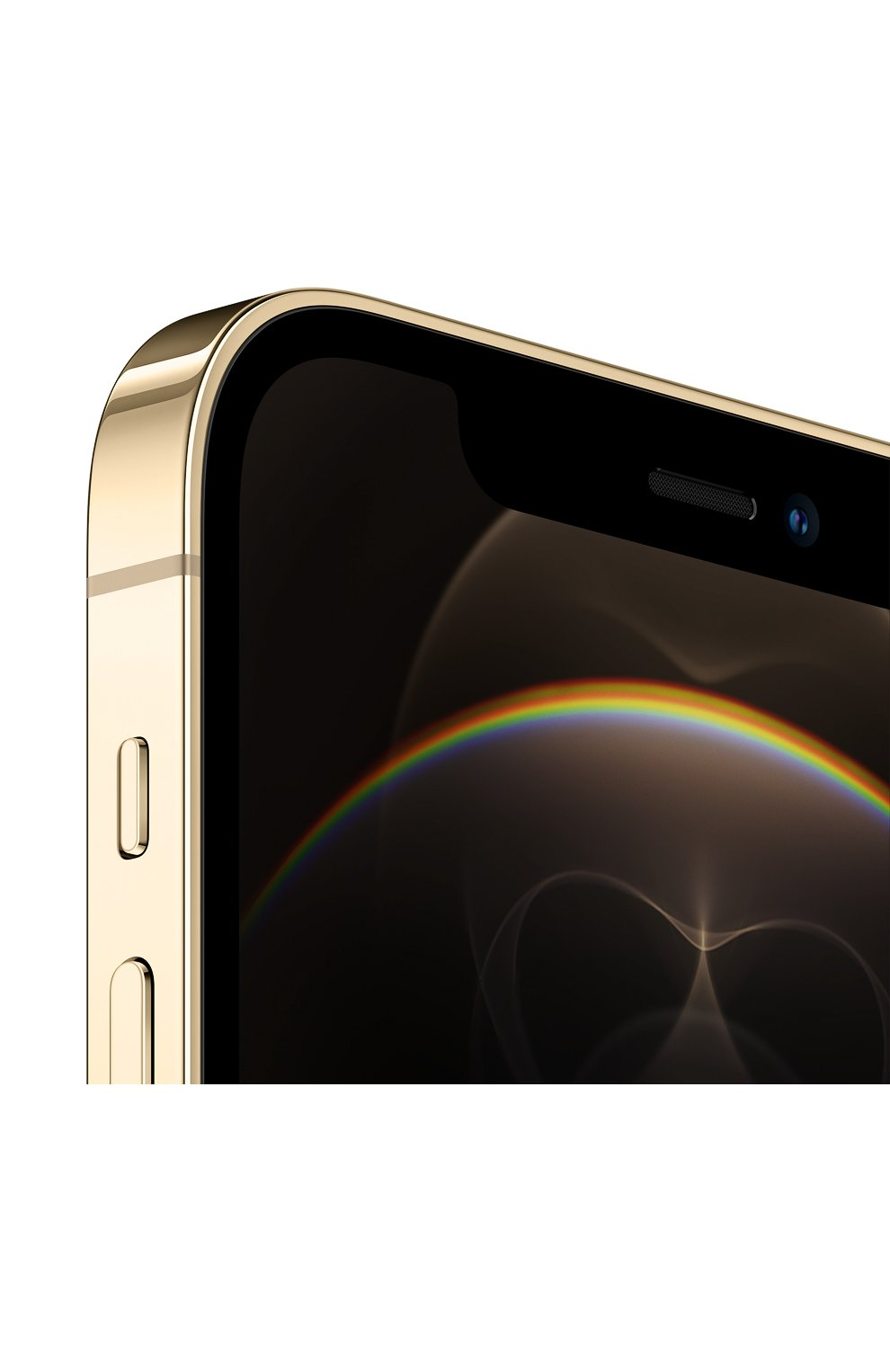 Мужские iphone 12 pro 128gb gold APPLE  gold цвета, арт. MGMM3RU/A | Фото 2