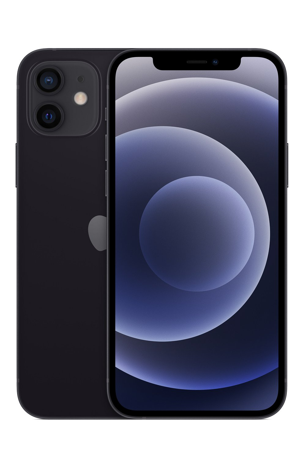 Мужские iphone 12 128gb black APPLE  black цвета, арт. MGJA3RU/A   Фото 1