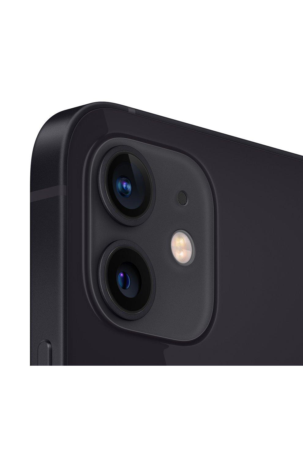 Мужские iphone 12 128gb black APPLE  black цвета, арт. MGJA3RU/A   Фото 3
