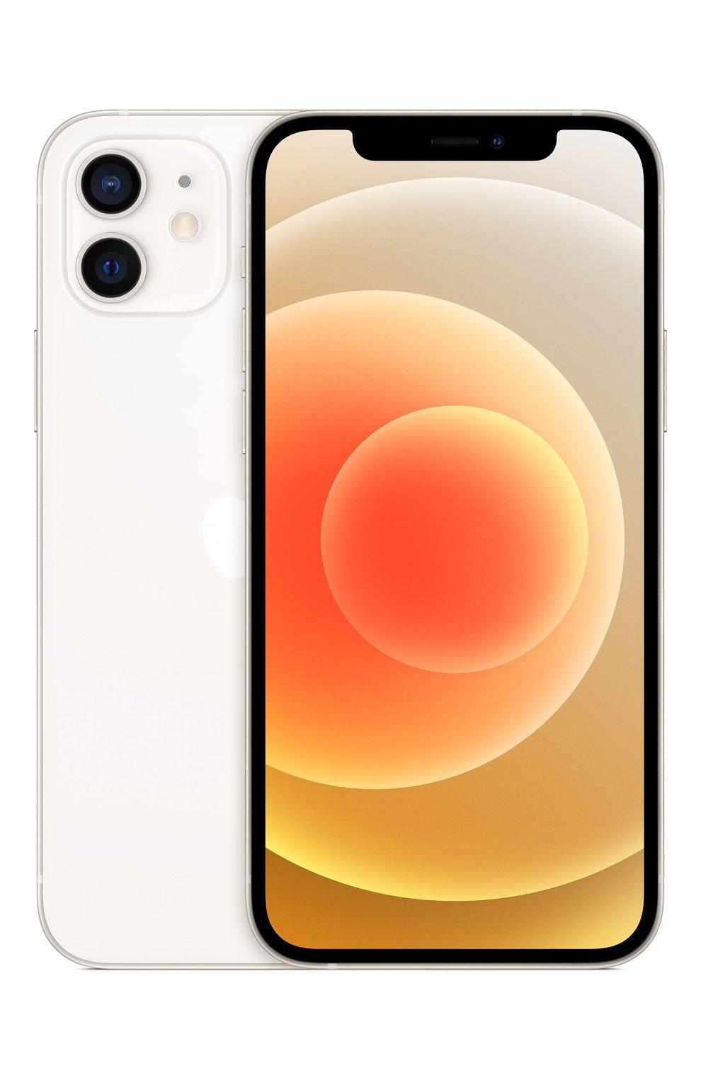 Мужские iphone 12 256gb white APPLE  white цвета, арт. MGJH3RU/A | Фото 1