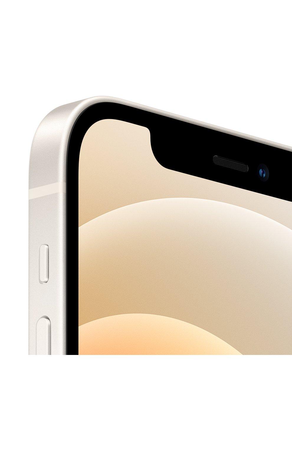 Мужские iphone 12 256gb white APPLE  white цвета, арт. MGJH3RU/A | Фото 2
