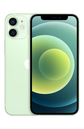 Мужские iphone 12 mini 128gb green APPLE  green цвета, арт. MGE73RU/A | Фото 1