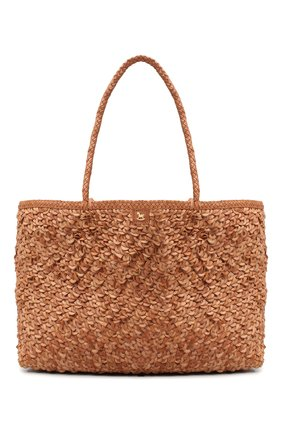 Женский сумка ULYANA SERGEENKO коричневого цвета, арт. BRS054CLASSX 0361с | Фото 1