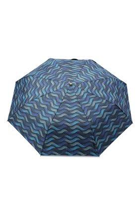 Женский складной зонт DOPPLER синего цвета, арт. 7441465GR02 | Фото 1