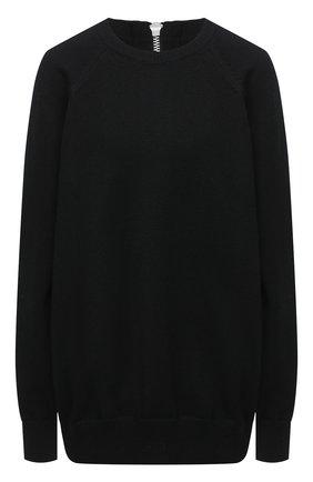 Женский свитер Y`S черного цвета, арт. YB-K88-945 | Фото 1