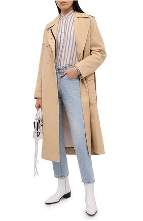Женская рубашка из вискозы WALES BONNER разноцветного цвета, арт. WA20SH03-CL0501C-1140 | Фото 2
