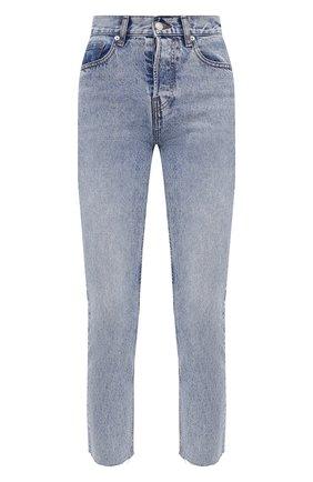 Женские джинсы IRO голубого цвета, арт. WM22ASKI0   Фото 1