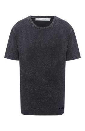 Женская хлопковая футболка IRO черного цвета, арт. WM19AL0HA | Фото 1