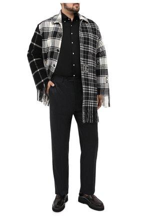 Мужские шерстяные брюки CANALI темно-серого цвета, арт. 71012/AN00019/60-64 | Фото 2