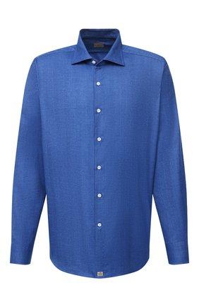Мужская рубашка SONRISA голубого цвета, арт. IL7/L1403/47-51 | Фото 1