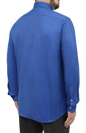 Мужская рубашка SONRISA голубого цвета, арт. IL7/L1403/47-51 | Фото 4