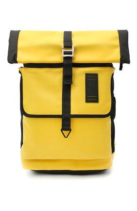 Мужской рюкзак ralph sampson rolltop PUMA желтого цвета, арт. 07745801   Фото 1