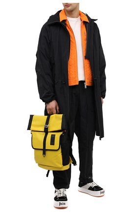 Мужской рюкзак ralph sampson rolltop PUMA желтого цвета, арт. 07745801   Фото 2